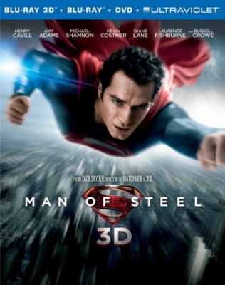 Man of Steel movie poster (2013) poster MOV_fa818710