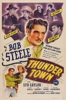 Thunder Town movie poster (1946) picture MOV_fa832b0f