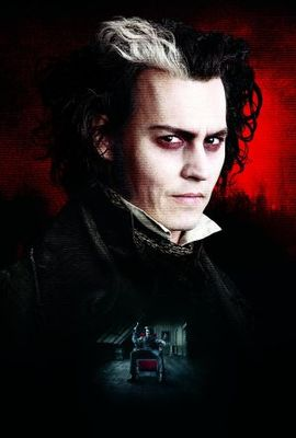 Sweeney Todd: The Demon Barber of Fleet Street movie poster (2007) poster MOV_fa8346ba