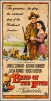 Bend of the River movie poster (1952) picture MOV_fa835145
