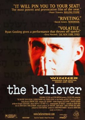 The Believer movie poster (2001) poster MOV_fa8ad485