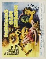 The Hideous Sun Demon movie poster (1959) picture MOV_fa9d5484