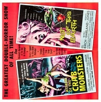 Attack of the Crab Monsters movie poster (1957) picture MOV_fa9e6723