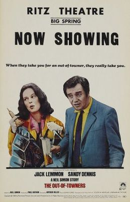 The Out-of-Towners movie poster (1970) poster MOV_faa73dac
