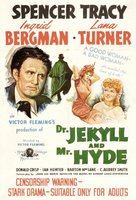 Dr. Jekyll and Mr. Hyde movie poster (1941) picture MOV_faa7ba20