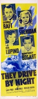 They Drive by Night movie poster (1940) picture MOV_fab281f2