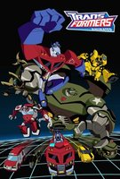 Transformers: Animated movie poster (2008) picture MOV_fab3338d