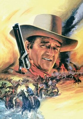 Chisum movie poster (1970) poster MOV_fab9e619