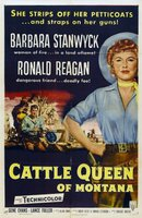 Cattle Queen of Montana movie poster (1954) picture MOV_fac21db1