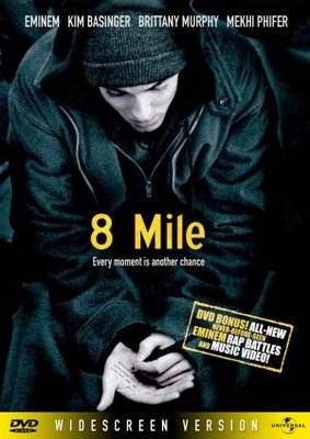8 Mile movie poster (2002) poster MOV_fac47aca