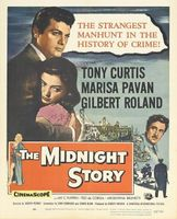 The Midnight Story movie poster (1957) picture MOV_fac64c95