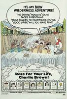 Race for Your Life, Charlie Brown movie poster (1977) picture MOV_fac6a2d7