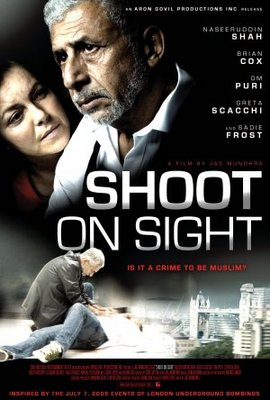 Shoot on Sight movie poster (2008) poster MOV_face755b