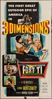 Fort Ti movie poster (1953) picture MOV_facf740f