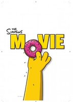 The Simpsons Movie movie poster (2007) picture MOV_fad22c8d