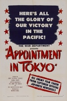 Appointment in Tokyo movie poster (1945) picture MOV_fad4b9f8