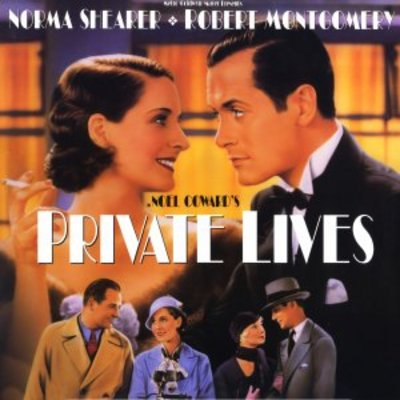 Private Lives movie poster (1931) poster MOV_fad637c7