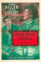 'I Know Where I'm Going!' movie poster (1945) picture MOV_fad67bcf