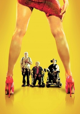 Hasta la Vista movie poster (2011) poster MOV_fad8ded5