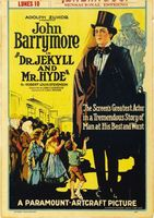 Dr. Jekyll and Mr. Hyde movie poster (1920) picture MOV_fadab753
