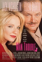 Man Trouble movie poster (1992) picture MOV_fae914b0