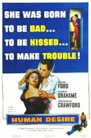 Human Desire movie poster (1954) picture MOV_faef00b8