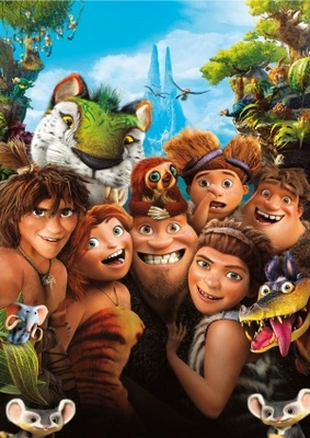 The Croods movie poster (2013) poster MOV_faf0a597