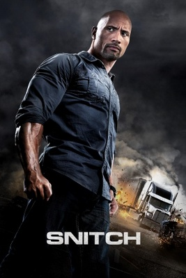 Snitch movie poster (2013) poster MOV_faf25664