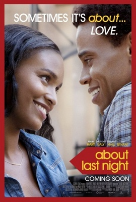 About Last Night movie poster (2014) poster MOV_faf2d7d0