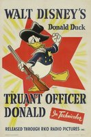 Truant Officer Donald movie poster (1941) picture MOV_faf335e1