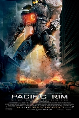 Pacific Rim movie poster (2013) poster MOV_faf37eb2