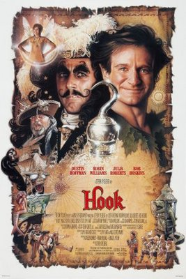 Hook movie poster (1991) poster MOV_faf53dc8
