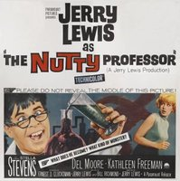 The Nutty Professor movie poster (1963) picture MOV_fafcb6ba