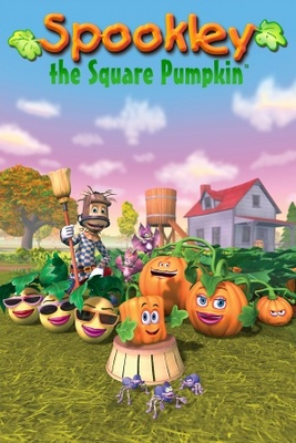 Spookley the Square Pumpkin movie poster (2005) poster MOV_faff979f