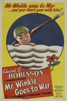 Mr. Winkle Goes to War movie poster (1944) picture MOV_fb089785