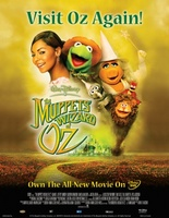 The Muppets Wizard Of Oz movie poster (2005) picture MOV_fb0ac8ed