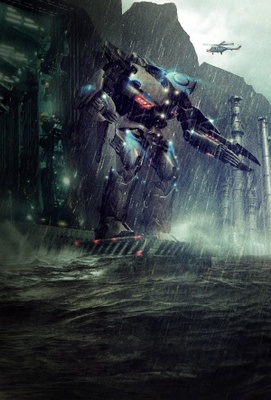 Pacific Rim movie poster (2013) poster MOV_fb0c5e97