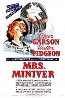 Mrs. Miniver movie poster (1942) picture MOV_1b295d13