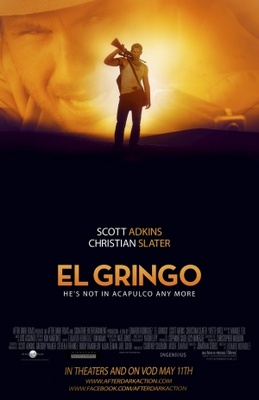 El Gringo movie poster (2012) poster MOV_fb11dcfc