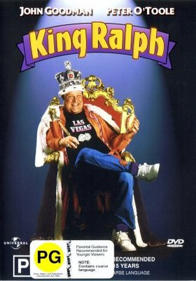 King Ralph movie poster (1991) poster MOV_fb120b61