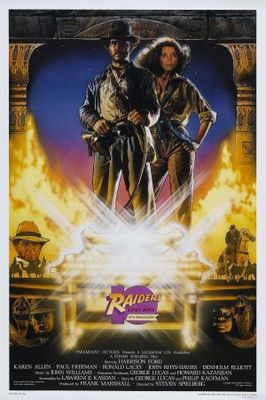 Raiders of the Lost Ark movie poster (1981) poster MOV_fb1b7c8c
