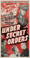Under Secret Orders movie poster (1937) picture MOV_fb1d5af1