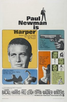 Harper movie poster (1966) poster MOV_fb1f53d6