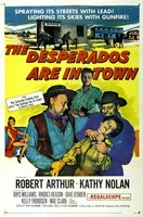 The Desperados Are in Town movie poster (1956) picture MOV_fb1f83d8
