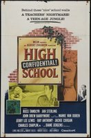 High School Confidential! movie poster (1958) picture MOV_fb205b82