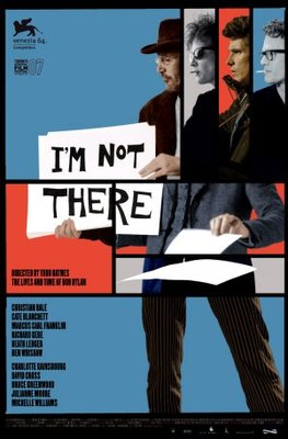 I'm Not There movie poster (2007) poster MOV_fb222345
