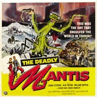 The Deadly Mantis movie poster (1957) picture MOV_fec5eaf4
