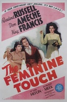 The Feminine Touch movie poster (1941) picture MOV_fb45b405