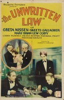 The Unwritten Law movie poster (1932) picture MOV_fb4c67c7