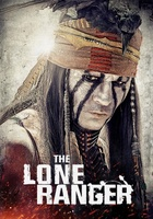 The Lone Ranger movie poster (2013) picture MOV_fb5318bd